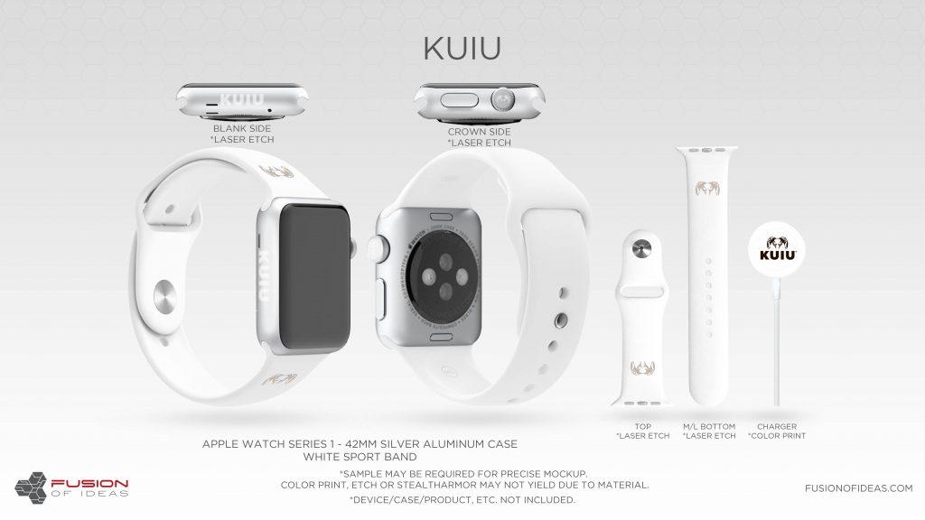 KUIUs Mockup Pre Production