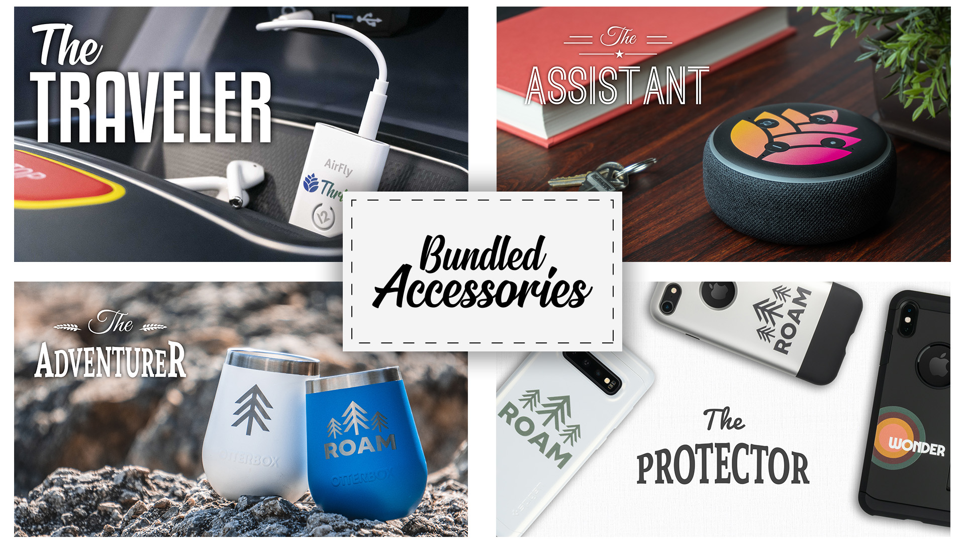 Customized Accessory Bundles for all your gifting needs