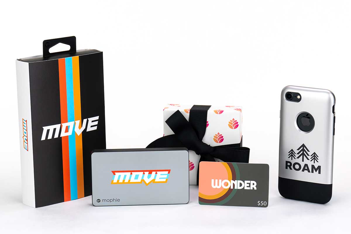 Wireless and portable chargers are practical and versatile. Add your company logo for a lasting impression year-round.