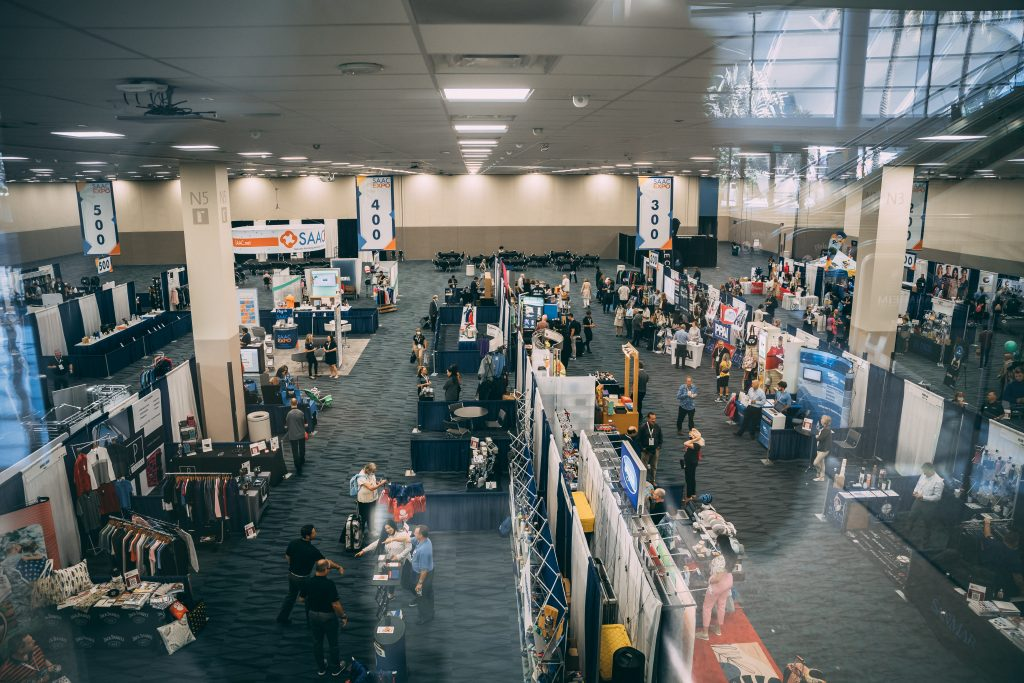 More than 300 promo industry suppliers exhibited in the regional event this year.