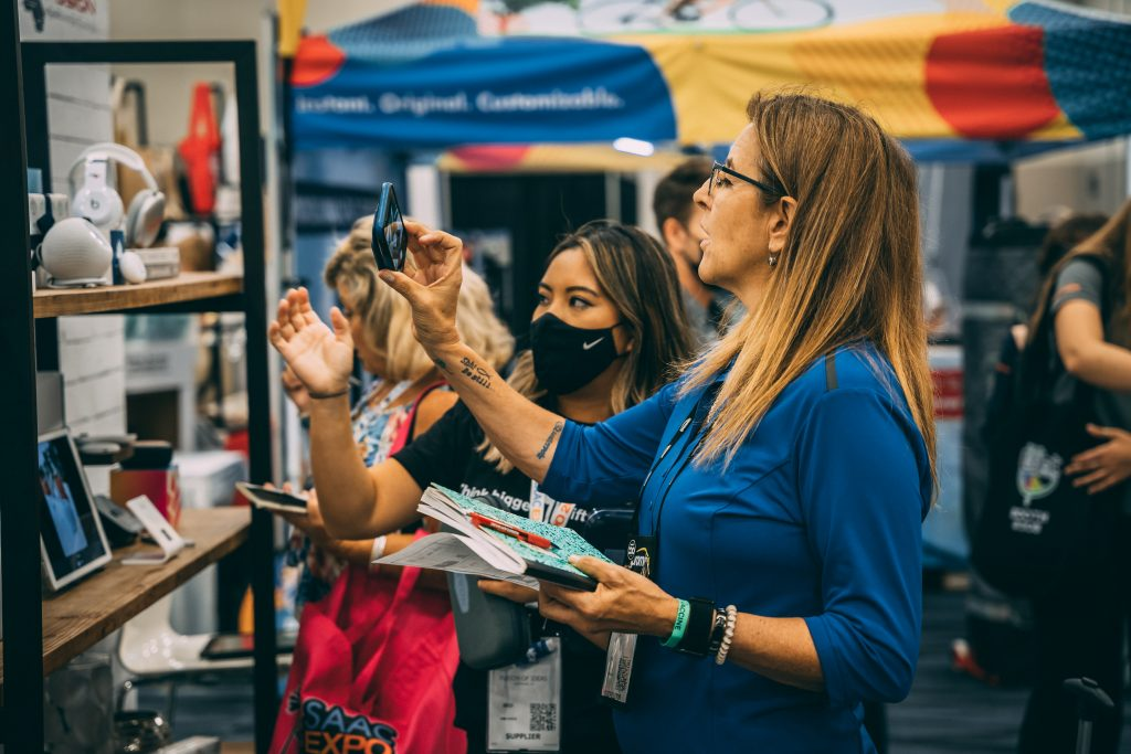 Distributors in the promotional industry get an up-close look at the premium gifting options for their clients.