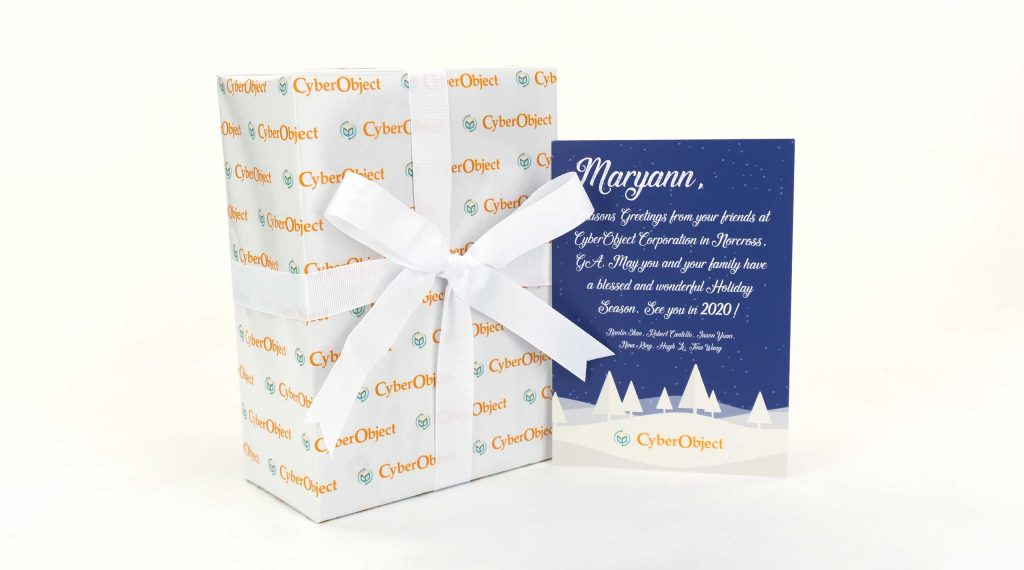 A personalized note is one way to show recipients that the gift is picked just for them.